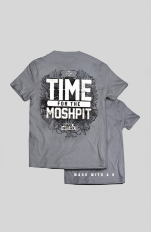 Time For The Moshpit Shirt