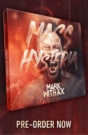 Mark With A K – Mass Hysteria  Signed Version